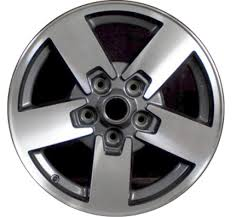 lexus stock rims jeep commander 17x7 5 2006 2007 2008 2009 2010 factory oem wheel