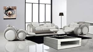 canap relax moderne salons cuir mobilier cuir