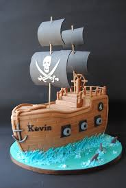 15 best pirate ship cakes images on pinterest pirate ship cakes