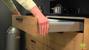 amortisseur tiroir cuisine eggo tiroir nouveau modèle retirer et remettre tiroir
