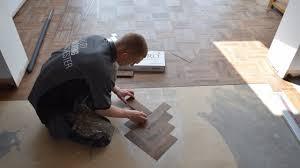 Nautolex Marine Vinyl Flooring Installation by Parquet Flooring Installation Flooring Designs