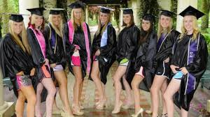 high school graduation dress total sorority move high school shames with hilariously