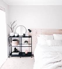 White Bedroom Decor Inspiration Best 25 White Room Decor Ideas On Pinterest White Rooms White