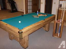 brunswick slate pool table slate pool table for sale in wisconsin classifieds buy and sell in