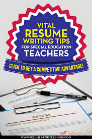 Education Resume The 25 Best Special Needs Assistant Ideas On Pinterest Meaning