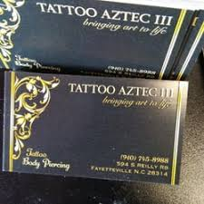 tattoo aztec 3 piercing 594 s reilly rd fayetteville nc