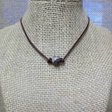 leather necklace cord knot images Best necklace cord knots products on wanelo jpg