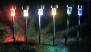Best Solar Led Landscape Lights Solar Landscape Spot Lights 3 Led Solar Powered Spotlight Outdoor