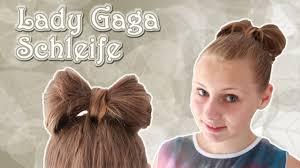 Frisuren Anleitung Schleife by Tutorial Gaga Schleife Mit Den Eigenen Haaren