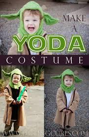 Yoda Halloween Costume Toddler Yoda Costume Yoda Costume Imagination Creativity