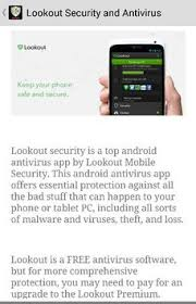 lookout premium apk free best android antivirus apps apk free tools app for