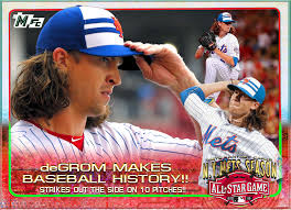Studious Metsimus Song Parody 1989 - mets baseball cards like they ought to be jacob degrom makes