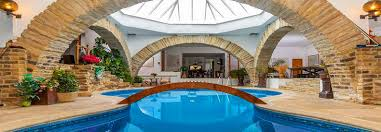 cool houses with pools this luxury hobbit home in the uk could be yours for just 1