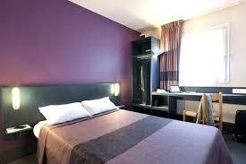 chambre aubergine et beige chambre aubergine et beige association couleur peinture chambre