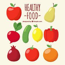 imagenes gratis de frutas y verduras pack de frutas y verduras descargar vectores gratis