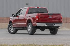 ford lifted 2in leveling lift kit w n2 0 shocks for 2015 2018 ford f 150