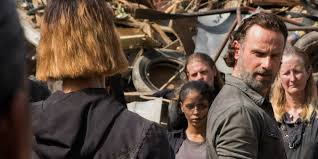 Walking Dead Resumes The Walking Dead Season 7 5 Premiere Title U0026 Synopsis