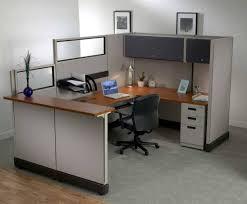 Front Office Desk Office Desk Front Office Furniture Black Office Desk Large