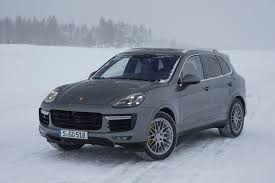 Porsche Cayenne 4wd - 2016 porsche cayenne reviews and rating motor trend