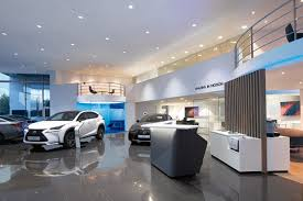 lexus showroom lexus showroom by arno europe retail design