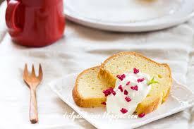 dailydelicious basic vanilla pound cake