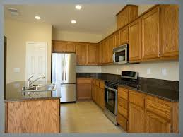 what color granite goes with golden oak cabinets paint colors for kitchens with golden oak cabinets and