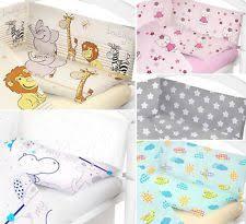 Baby Cot Bedding Sets Baby Cot Bedding Set Ebay