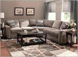 Sofa And Sectional Sectional Sofas Raymour And Flanigan Microfiber Sectional Sofa
