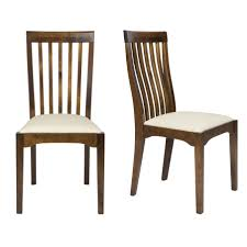 Laura Ashley Outdoor Furniture by Made To Order Furniture Garrat Chestnut Pair Of Dining Chairs