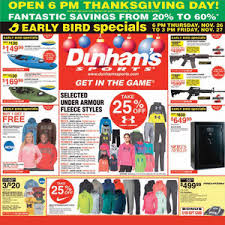 black friday thanksgiving 2017 dunham u0027s sports announces thanksgiving sale black friday 2017