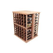 wine cellar table sonoma designer wine rack kit 108 bottle tasting table wine