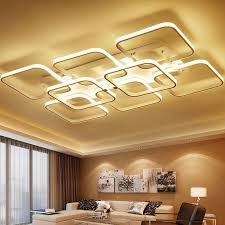 best 25 led ceiling light fixtures ideas on living