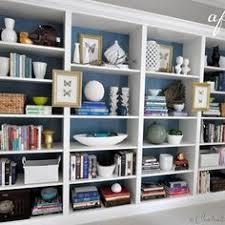 Wall Bookshelves Ideas by Tips For Arranging Organizing And Decorating Bookshelves Desks