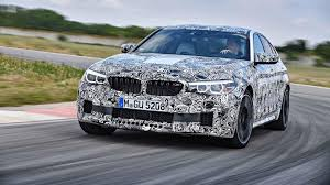 first bmw 2017 bmw m5 prototype first drive