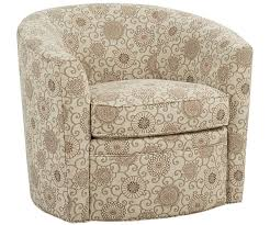 Upholstered Club Chairs by Round Swivel Tub Chair With Fabric Upholstery Club Furniture