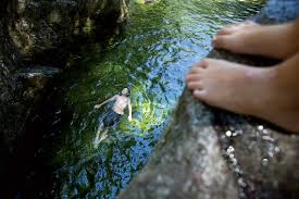 New Hampshire wild swimming images Swimming holes new england summer tradition new england today jpg