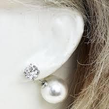 sided stud earrings 13 best stud earrings images on stud earring earring