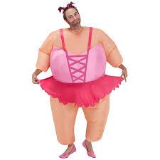 Inflatable Costume Halloween Airblownâ Inflatable Costume Ballerina