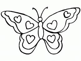 butterfly coloring pages pdf typeakitchen