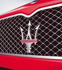 maserati car symbol maserati related emblems cartype