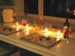 home decor with candles candle light dinner at home decoration kyprisnews