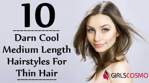 pictures ofhaircuts that make your hair look thicker haircuts to make thin hair look fuller hairstyle ideas