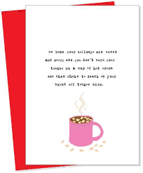 15 funniest christmas cards fruitcake jokes cool