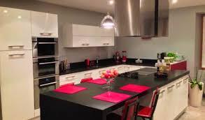 exemple cuisine avec ilot central exemple de cuisine avec ilot central finest with exemple de cuisine