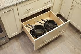 kitchen cupboard with drawers pots pans drawer storage cabinet for cookware