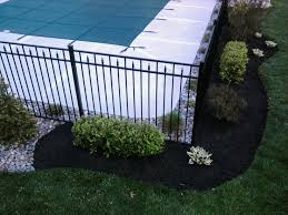 Swimming Pool Backyard by Best 10 Pool Fence Ideas On Pinterest Pool Landscaping Pool
