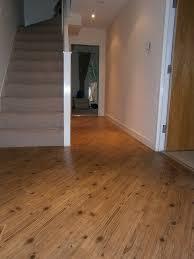 vs wood flooring