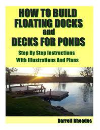 nautical home decor wholesale farm pond deck floating dock u0026 pier