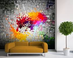 abstract art wallpaper u0026 wall murals wallsauce usa