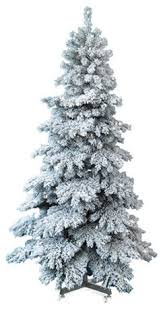 snow capped spruce tree traditional trees by
